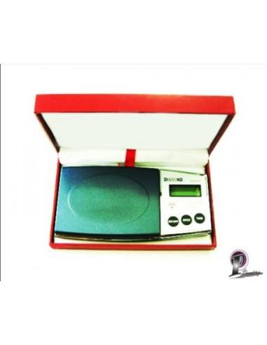 Mini Balança Digital Precisão 0.1 gr até 500 gramas