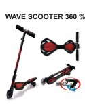 WAVE SCOOTER TROTINETE ENVIO 24 HORAS