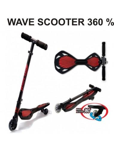 WAVE SCOOTER TROTINETE ENVIO 24 HORAS