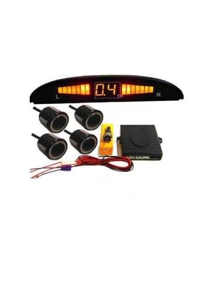Kit de 4 sensores de estacionamento