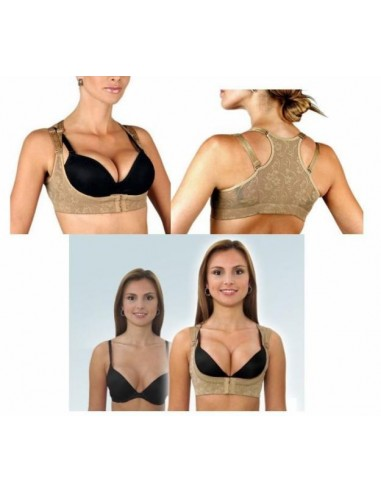MAGIC BRA SUPORTE SUPER PUSH UP PARA PEITO