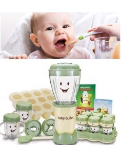 BABY BULLET PARA PAPAS DE BEBES - MAGIC BULLET
