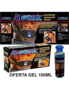 Abgymnic 1 Pad Cinto Electroestimulção
