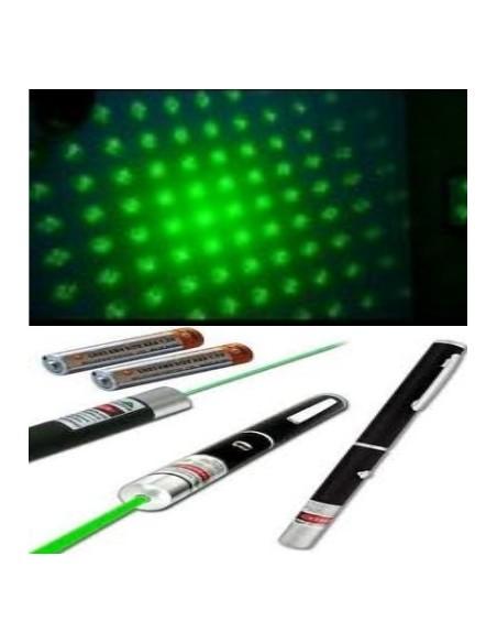 Ponteiro Laser 100 mw + Ponteira Efeitos Especiais