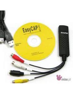 EASYCAP UBS CAPTURE VIDEOS TRANFERENCIA
