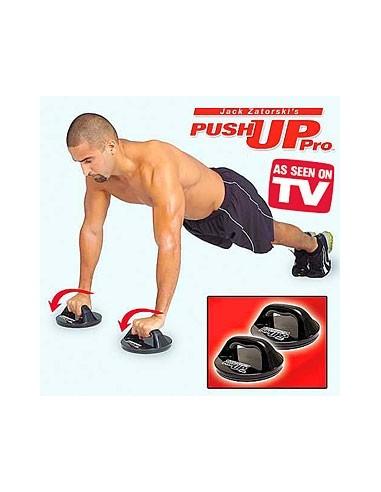 PUSH UP PRO - Abdominais Perfeitos Maquinas Ginática / Musculação