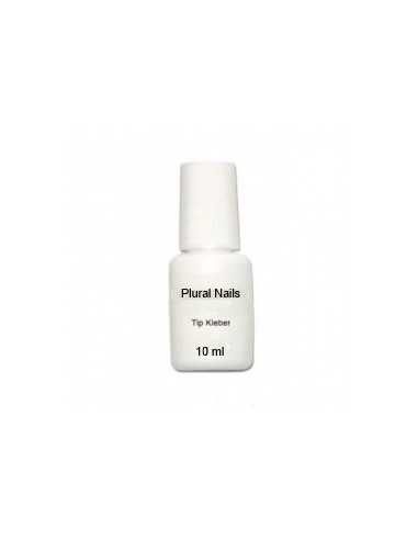 2 X Cola de pincel para Tips 9 ml  TIPS /UNHAS