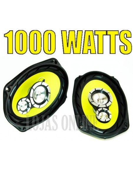 Colunas Auto 1000 Watts