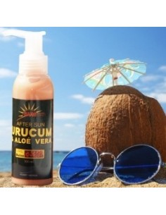 AFTER SUN URUCUM E ALOE VERA 100 ML