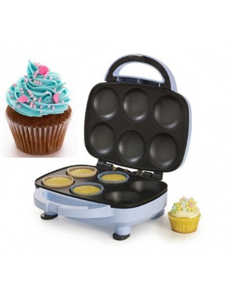 CUP CAKE MAKER 750 WATTS - 6 UNID