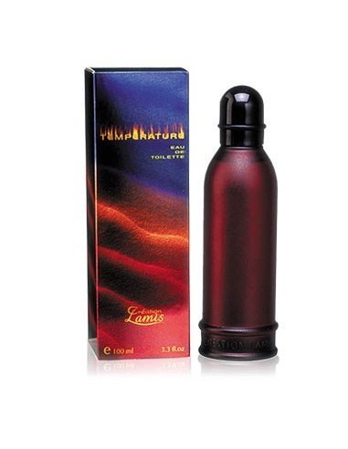 TEMPERATURE 100 ml. C. LAMIS / FAHRENHAIT BY CHRISTIAN Perfumes Homem