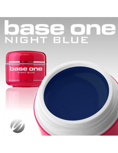 GEL UV DE CÔR NIGHT BLUE
