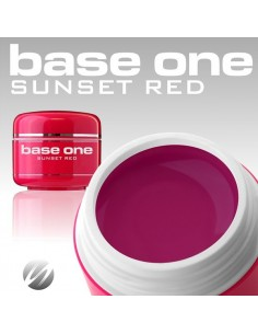 GEL UV DE CÔR SUNSET RED