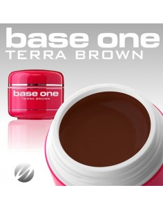 GEL UV DE CÔR TERRA BROWN