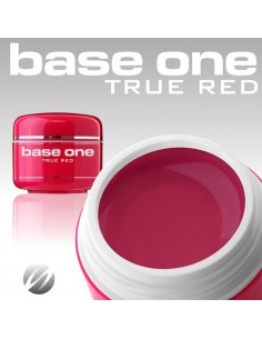 GEL UV DE CÔR TRUE RED