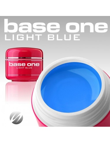 GEL UV DE CÔR LIGHT BLUE