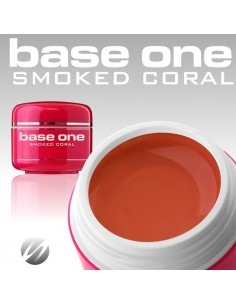 GEL UV DE CÔR SMOKED CORAL
