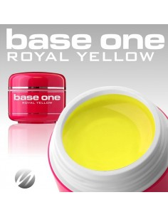 GEL UV DE CÔR ROYAL YELLOW