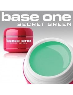GEL UV DE CÔR SECRET GREEN GEL UV DE CÔR PUROS