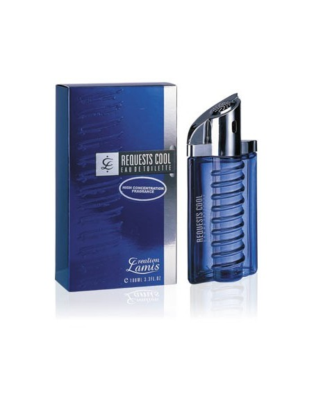 REQUESTS COOL 100ML CREATION LAMIS / DESIRE BLUE BY DUNHILL