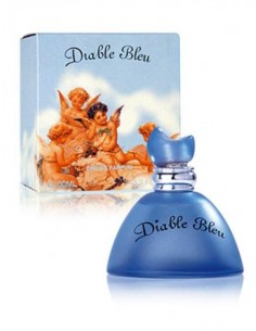DIABLE BLUE 100 ml. C. LAMIS / ANGEL BY THIERY MUGLER