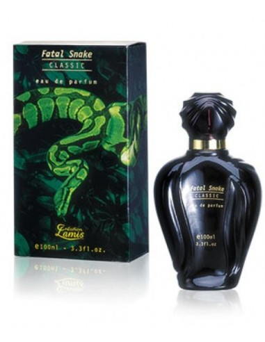 FATAL SNAKE CLASSIC 100 ml. C. LAMIS / POISON BY CRISTIAN DIOR Perfumes Mulher