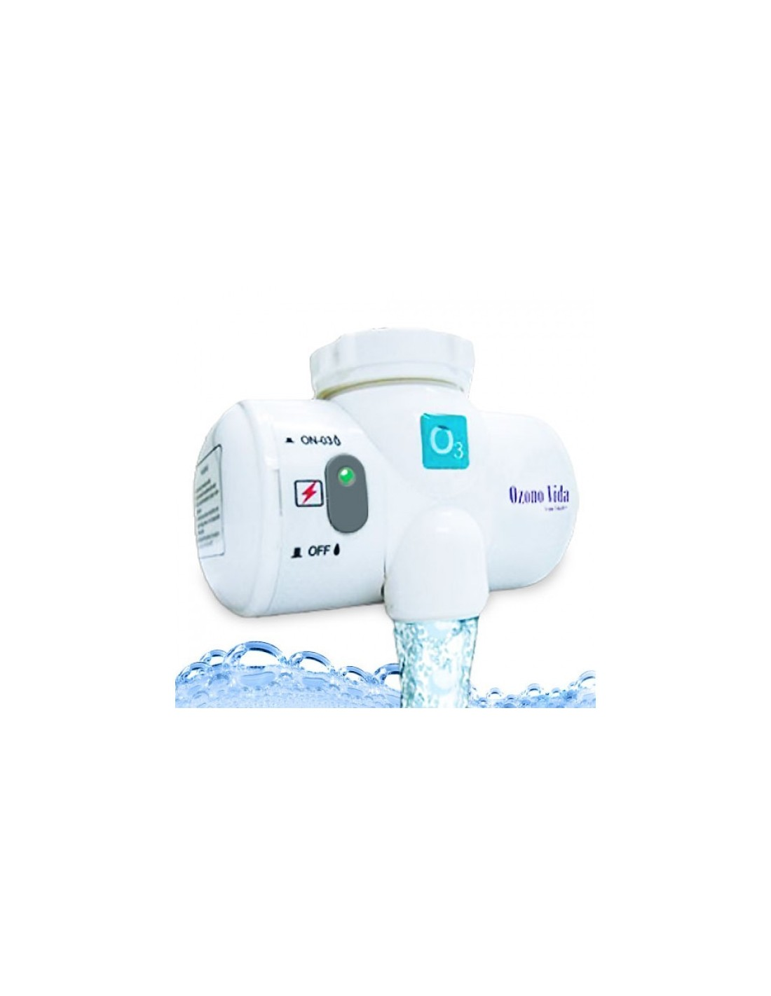 Gerador de ozono purificar agua - Ozono vida 10 ...