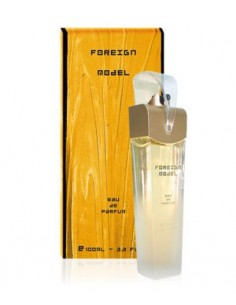 SRA. FOREIGN MODEL 100 ml. C. LAMIS / NAOMI CAMPBELL