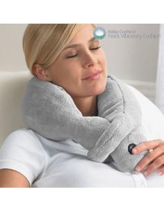 Almofada Cervical Massagador Relax Aparelhos de Massagem