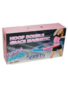 Hula Hoop Magnetic 1300 Gramas 105 cm