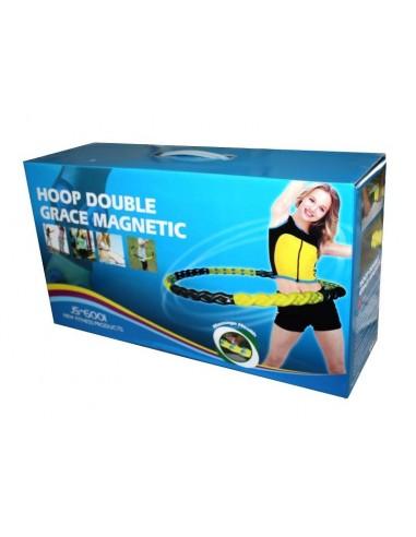 Hula Hoop Magnetic 1600 Gramas 110cm  Hula Hoop