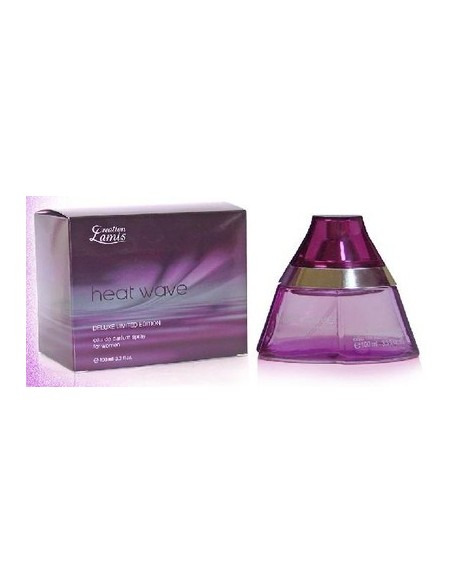 EDT HEAT WAVE 100ML C. LAMIS - EUPHORIA CALVIN KLEIN