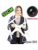 DRONE SYMA X8C 2.4G - 4 CANAIS COM GYRO + CAMERA