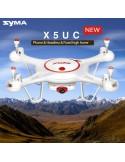 DRONE SYMA X5UC 2.4G - 4 CANAIS COM GYRO + CAMERA HD
