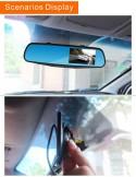 "Câmera Full HD 1080p DVR para Carro LCD 2.8"""