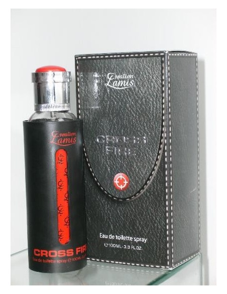 CROSS FIRE 100ML C. LAMIS -SWISS ARMY