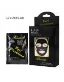 BLACK MASK PORTUGAL -ACNE E PONTOS NEGROS 10 X 20g