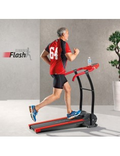 PASSADEIRA ELETRICA RUNNING FLASH 1000 WATTS 10 KM/H Fitness e Desporto