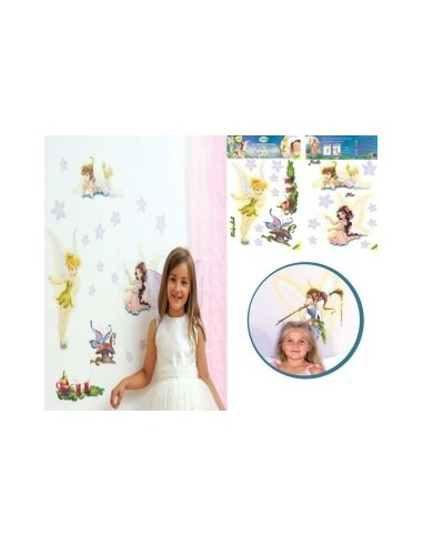STICKERS QUARTO DISNEY FAIRIES