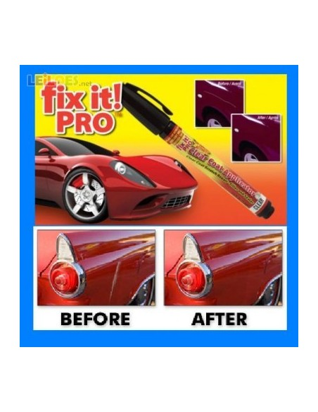 FIX IT PRO TIRA RISCOS DA PINTURA
