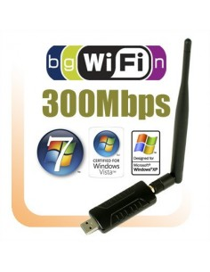 INTERNET 300 METROS ADAPTADOR USB WIRELESS