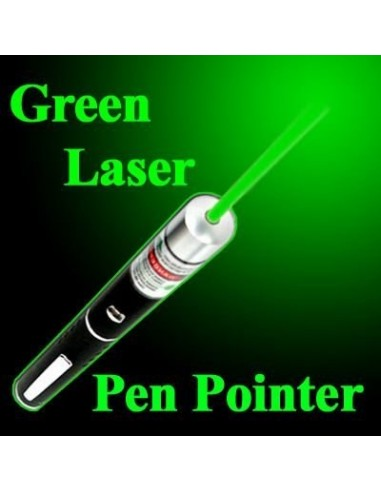 Ponteiro Laser Verde 5 mw