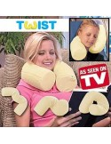 Travesseiro Flexivel Twist Pillow - Viagens