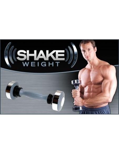 SHAKE WEIGHT HOMEM MEN PROFISSIONAL