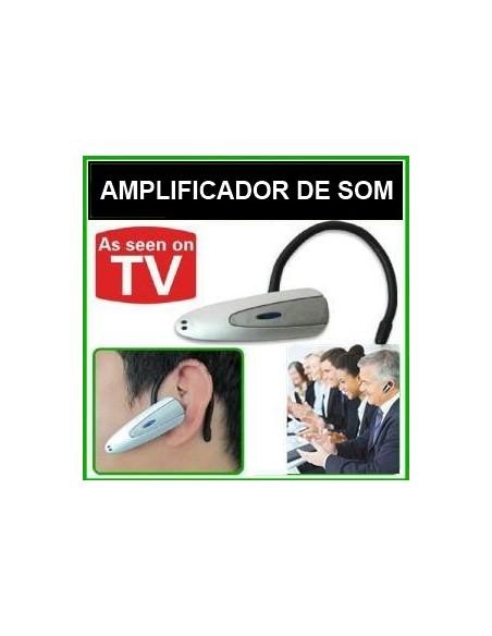 AMPLIFICADOR DE SOM ALTO E NÍTIDO –REGULAVEL