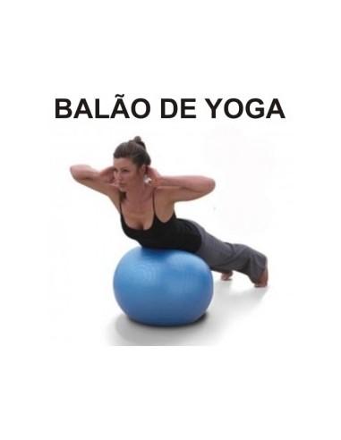 BOLA / BALÃO DE YOGA PARA GINASTICA