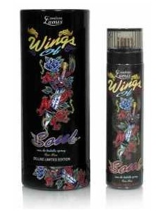 WINGS OF SOUL 100 ML / HARDY MEN – CHRISTIAN AUDIGIER