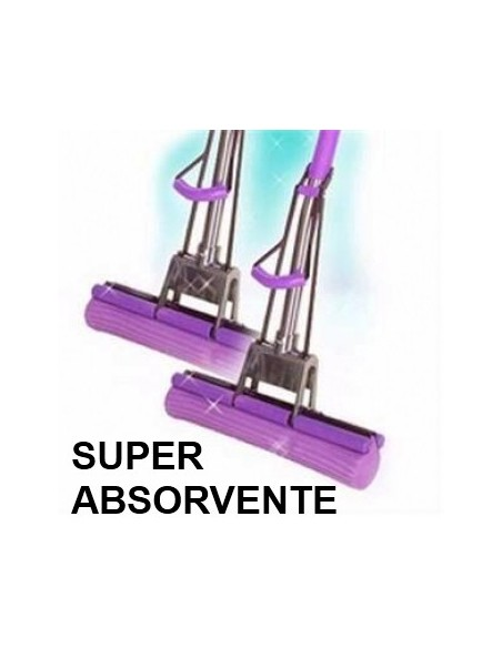 Sweep N Mop Super Absorvente Multi Usos Magic Mop