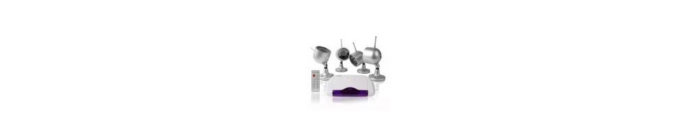 Cameras Vigilancia e Kits