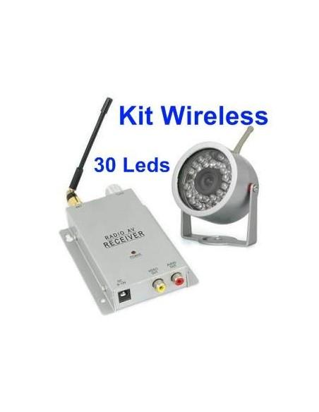 Cameras por Wireless